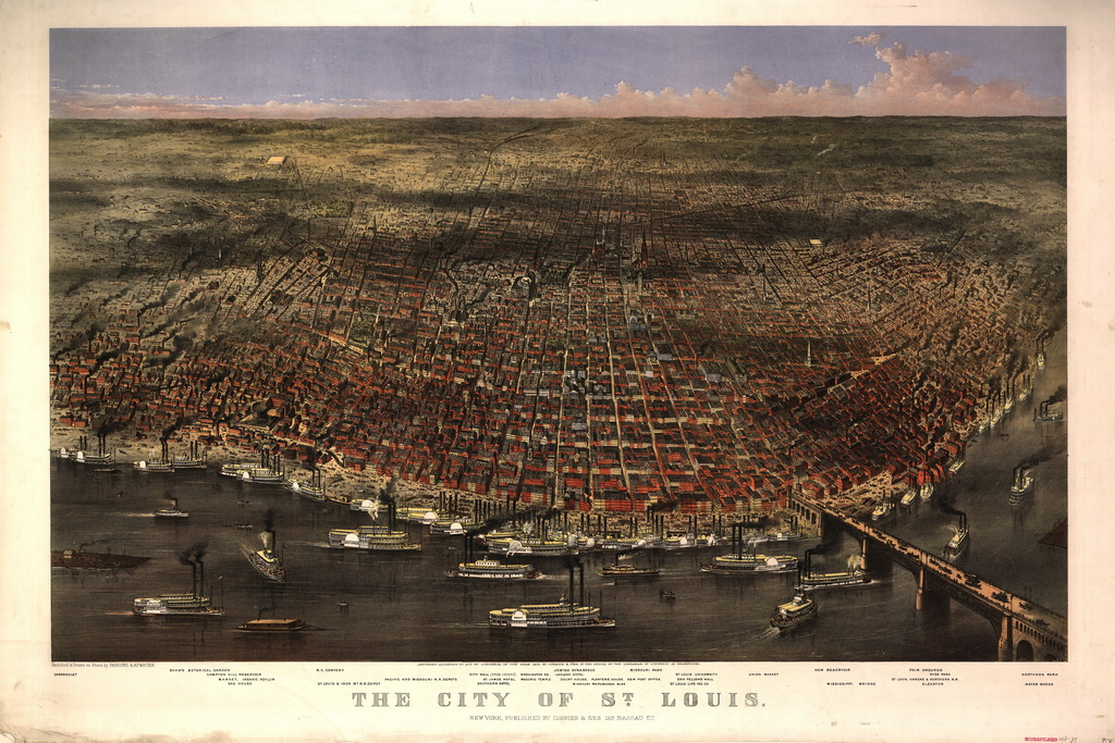 1874 St Louis - Parsons and Atwater