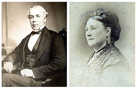 Robert & Virginia Campbell
