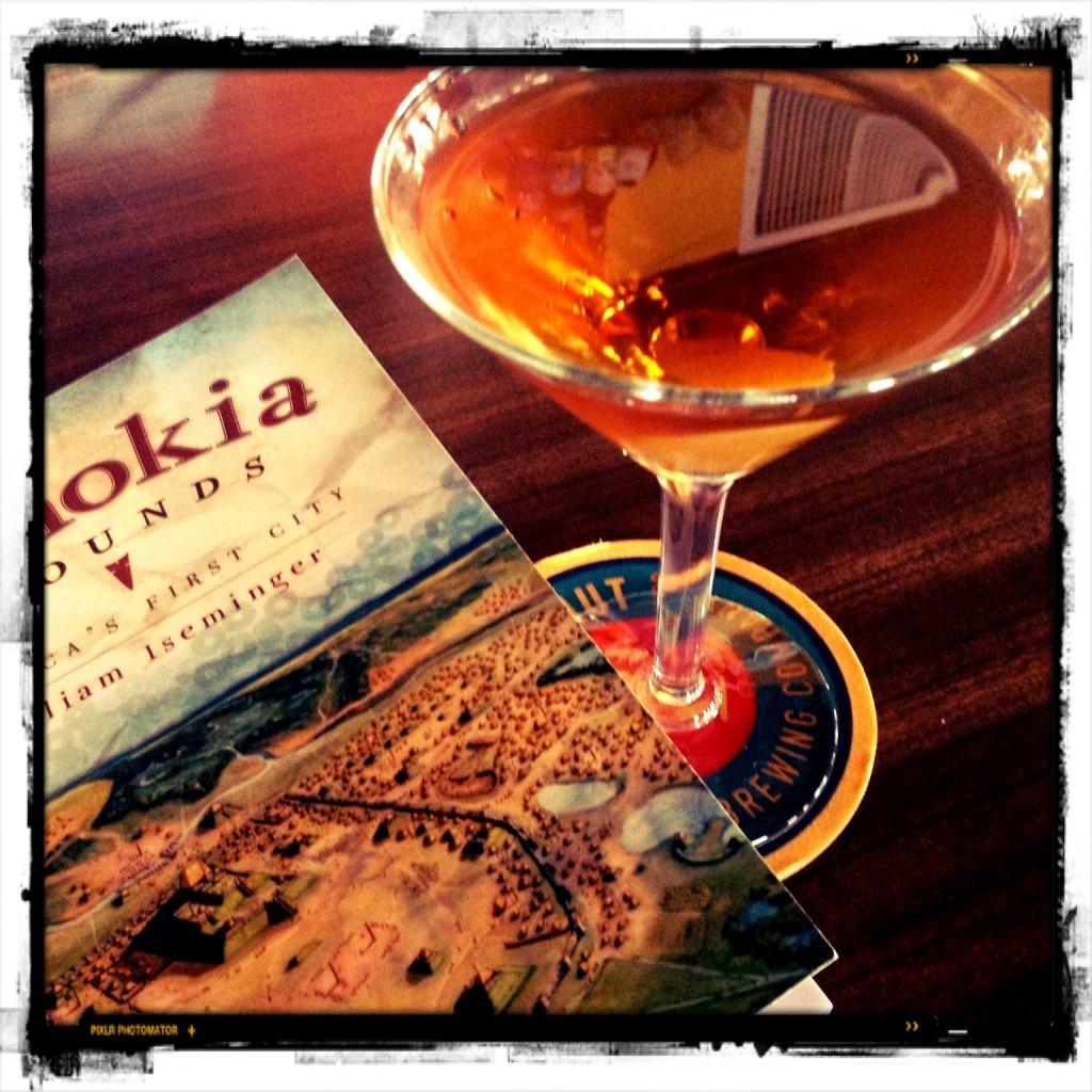 Rye Manhattan at the Royale