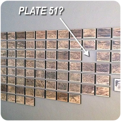 Where in Hell is Plate 51?