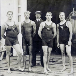 1904 New York Athletic Club Relay Team
