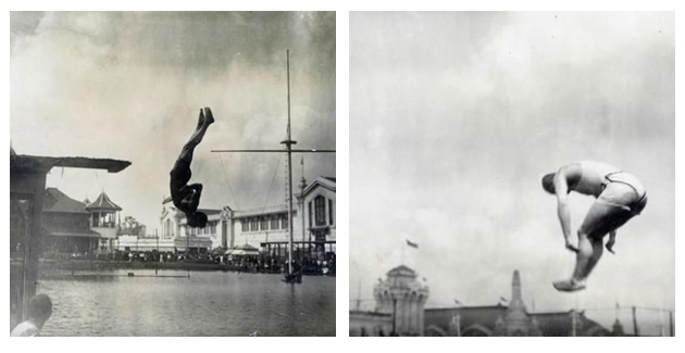 Diving at the 1904 Olympics