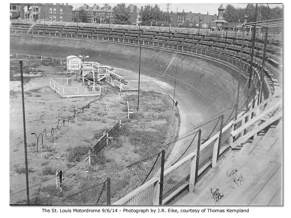 The St. Louis Motordrome