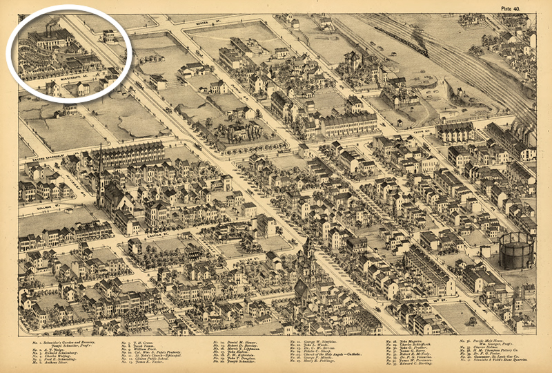 1875 Pictorial St. Louis - Plate 40