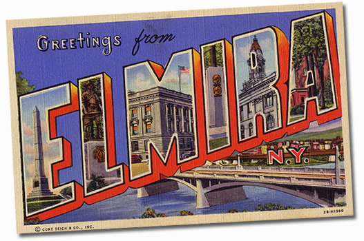 Greetings from Elmira