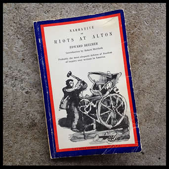 Narrative of Riots at Alton by Edward Beecher