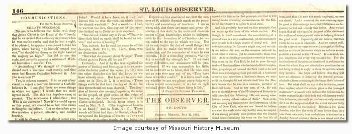 The St. Louis Observer