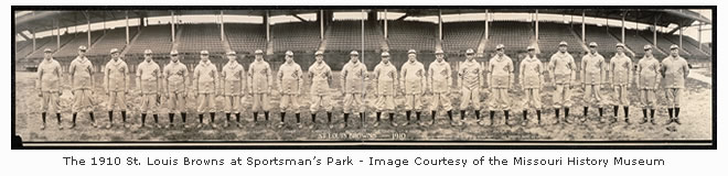 1910 St. Louis Browns