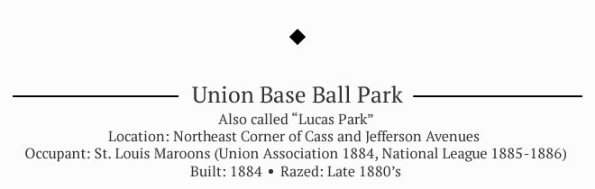 Union Base Ball Park