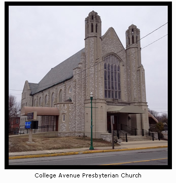 College Avenue Presbyterian Church