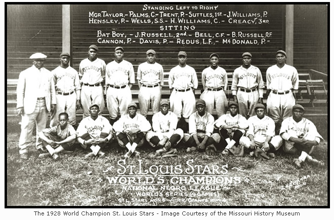 The 1928 St. Louis Stars