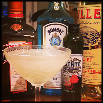 The Corpse Reviver (No. 2)