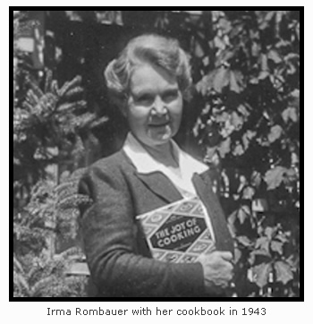 Irma Rombauer in 1943