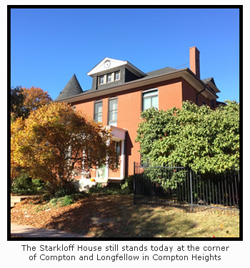 Starkloff Home at Compton & Longfellow