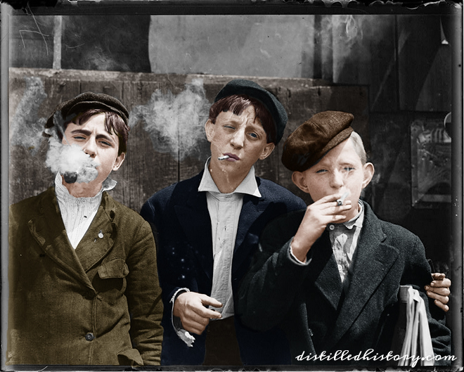 Colorization of Newsies at Skeeter's Branch