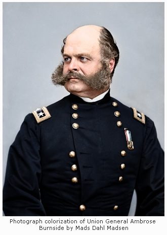 Union General Ambrose Burnside