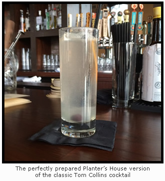 The Planter's House Tom Collins