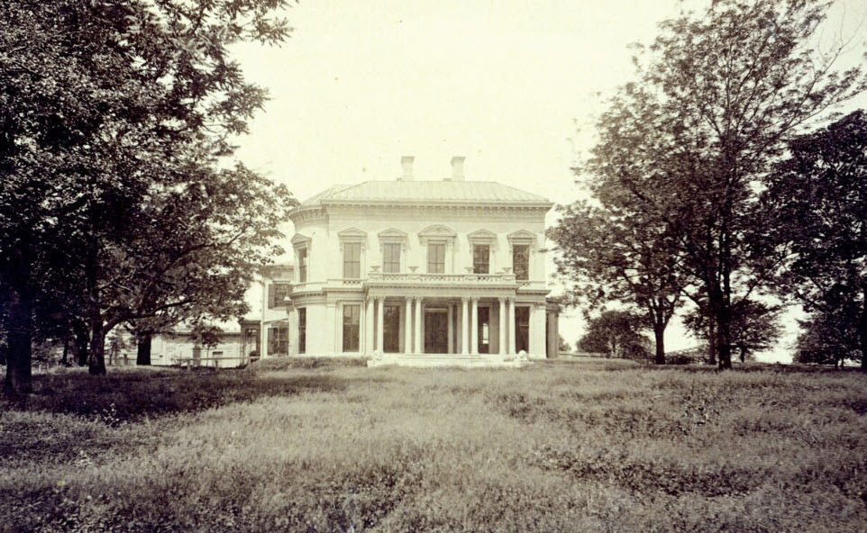 The Eads Mansion