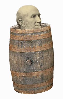 Eads in a Barrel