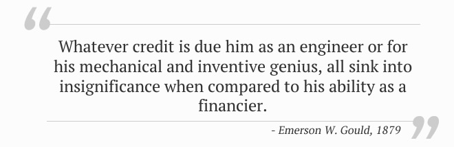 Emerson Gould Quote
