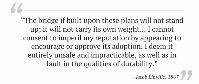 Jacob Linville Quote