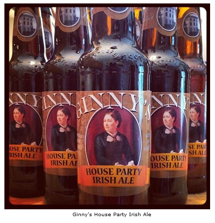 Ginny's House Party Irish Ale