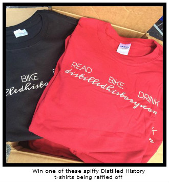 Distilled History T-Shirts