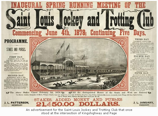 Saint Louis Jockey and Trotting Club