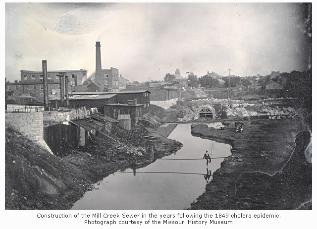 The Mill Creek Sewer
