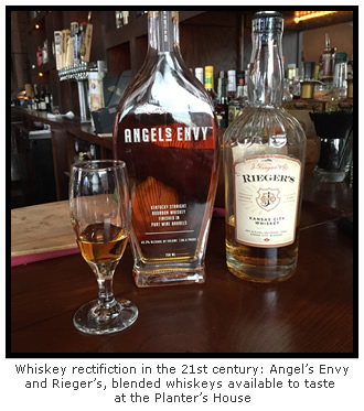 Angel's Envy & Riegers
