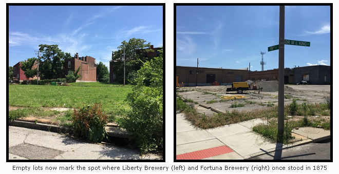 Liberty & Fortuna Breweries in 2015