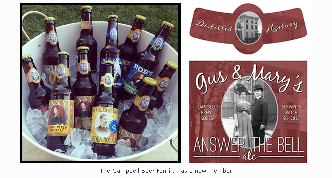 Campbell Family Beers