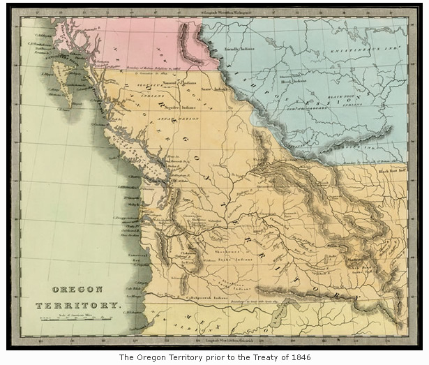 The Oregon Territory