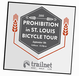 Prohibition in St. Louis Bicycle Tour