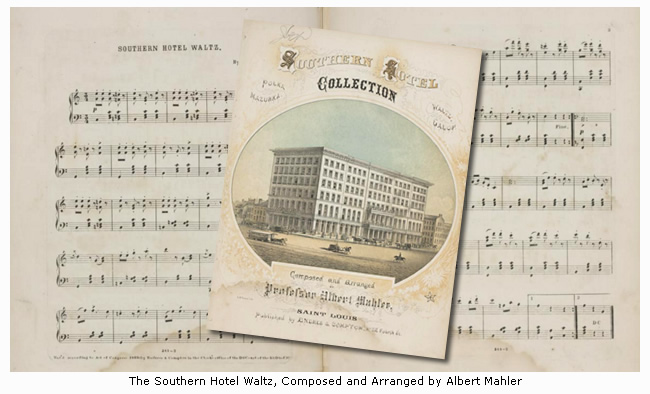 The Southern Hotel Waltz