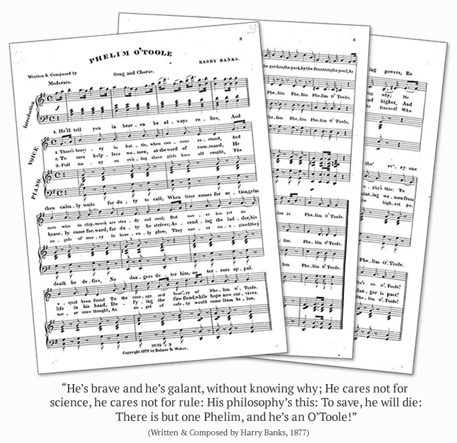 Phelim O'Toole Sheet Music