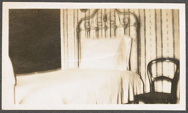 Mary Boerste's Room
